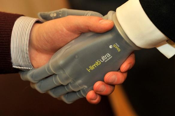 Foto: Touch Bionics